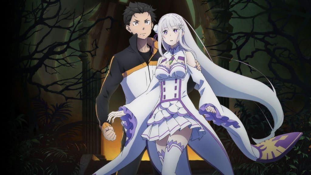 تقرير انمي Re: Zero Kara Hajimeru Isekai Seikatsu 2nd Season ( إعادة: بدء الحياة من الصفر، في عالم أخر الموسم الثاني)
