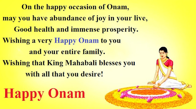 Onam ashamsakal
