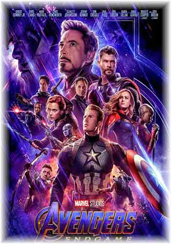 Avengers Endgame 2019 HDRip 720p Dual Audio Hindi Dubbed