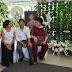 Former Pres. Marcos marks his 1st Undas in the Libingan ng mga Bayani