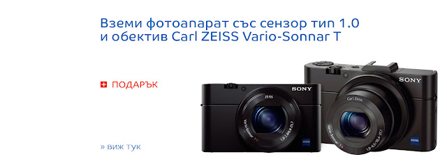 Фотоапарат сони rx 100