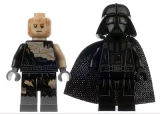 lego star wars 75183 darth vader transformation video overview of completed set