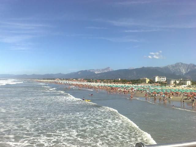località di mare toscana