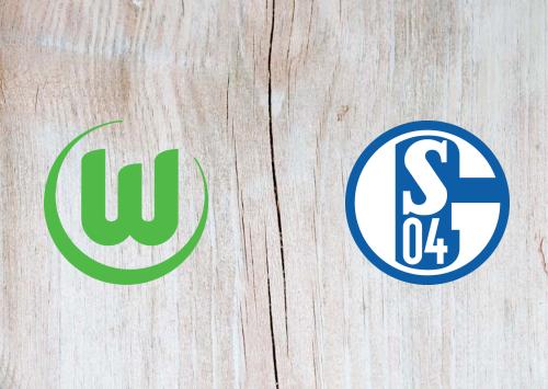 Wolfsburg vs Schalke 04 -Highlights 18 December 2019