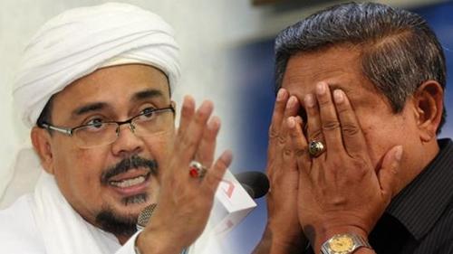 Rizieq Disebut Korban Kezaliman, Era SBY Diungkit: Waktu Itu Gak Ada yang Teriak Kriminalisasi Ulama