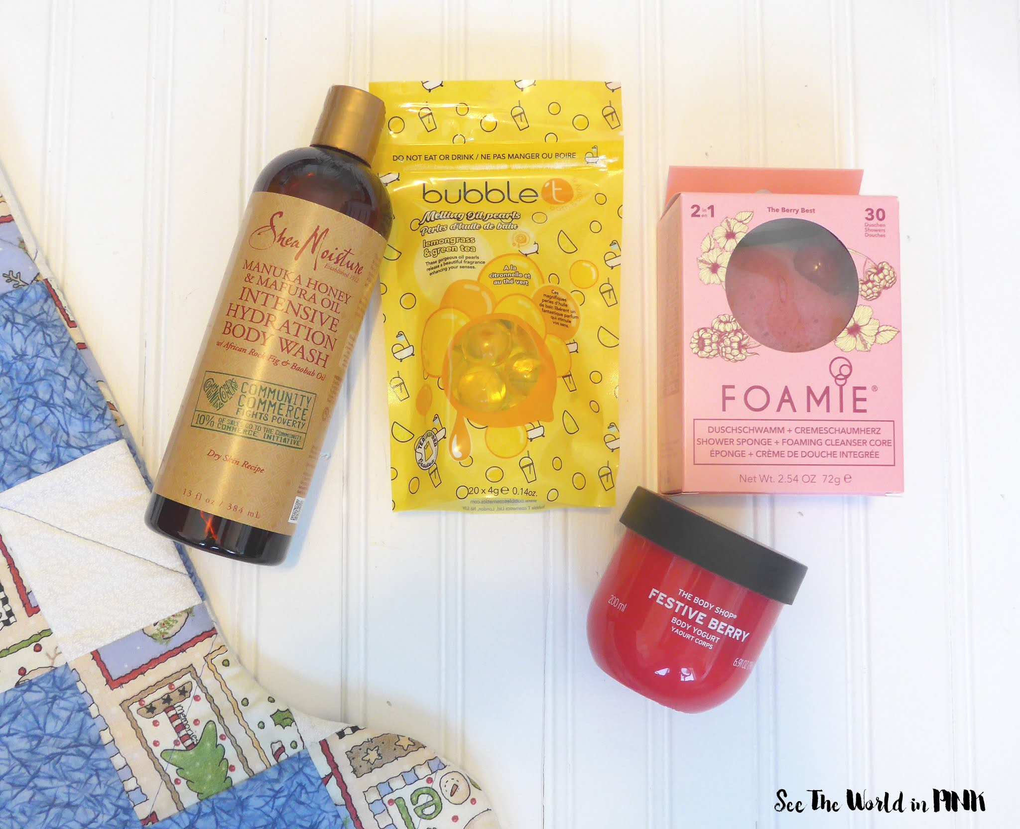 Last Minute, Easy Pickup Beauty, Bath & Body Gifts and Stocking Stuffers!
