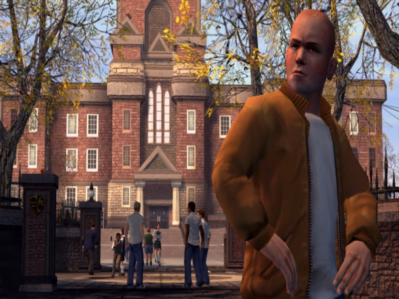 Bully Scholarship Edition Highly Compressed Free Download