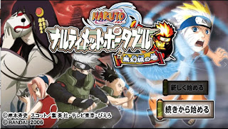 NARUTO ULTIMATE NINJA HEROES 2 OFICIAL PARA ANDROID E PPSSPP +DOWNLOAD