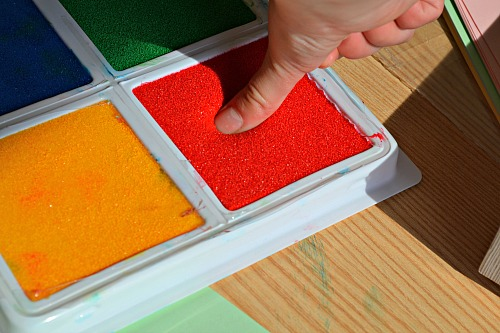 four part paint pad from baker ross review