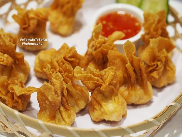 Deep Fried Wonton RM 16.90 8 pcs (S) RM 23.90 12 pcs (L)