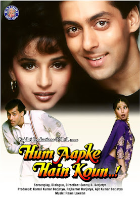 Hum Aapke Hain Koun 1994 Hindi Movie Download BRRip 480p 600mb