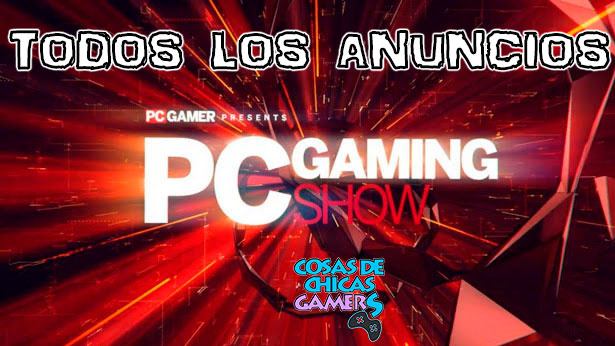 Anuncios PC Gaming Show
