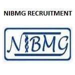 NIBMG Various Post Recruitment