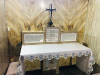 Terracotta Altar Cards Seen in the Holy Land