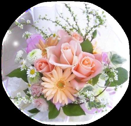 Colecci n de gifs im genes de flores de colores - Bouquet de roses signification ...