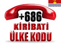 +686 Kiribati ülke telefon kodu