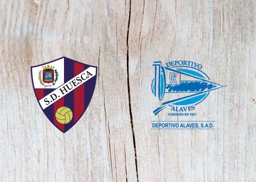 Huesca vs Alaves - Highlights 16 March 2019