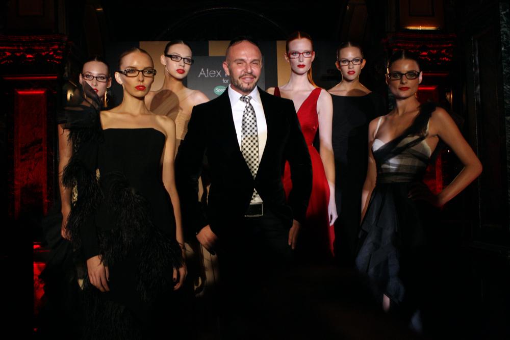 Live Those Songs Alex Perry Launches New Designer Eyewear Range At Marble Bar Hilton Hotel Sydney
