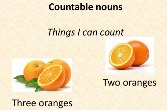 "Penjelasan tentang ""Countable Nouns"" and ""Uncountable Nouns"" dalam Bahasa Inggris"