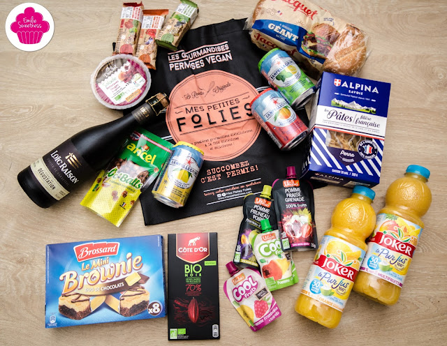 Degustabox d'avril: Produits en France (Made in France)