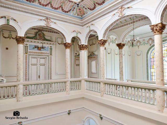 Palacete Basílio Jafet (piso superior 1)