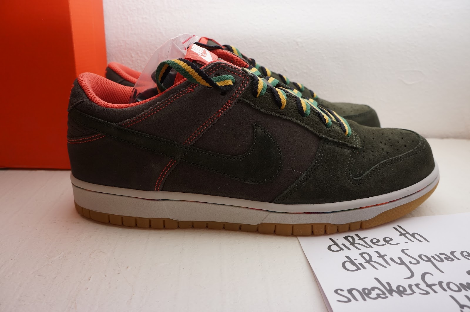 best authentic 479f0 5a703 NIKE - WMNS Dunk Low Jamaica 308608-032