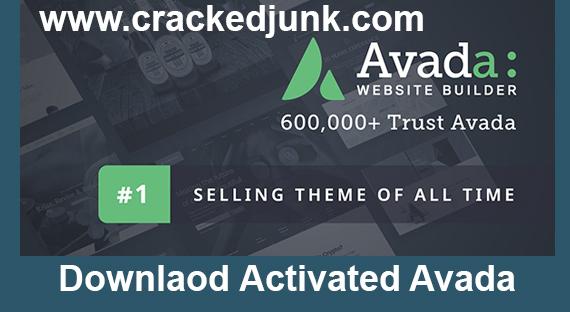 Free Download Avada Premium Multipurpose WordPress Theme [Activated] v7.0.2