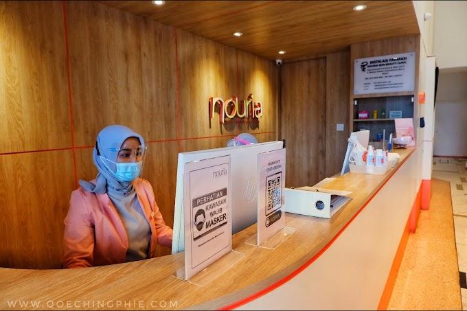 Review : Nouria Klinik Kecantikan Muslimah - Treatment Memuaskan Dengan Harga Terjangkau