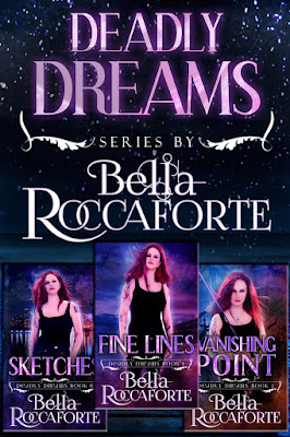 Deadly Dreams, Bella Roccaforte, Featured Title, On My Kindle Book Reviews