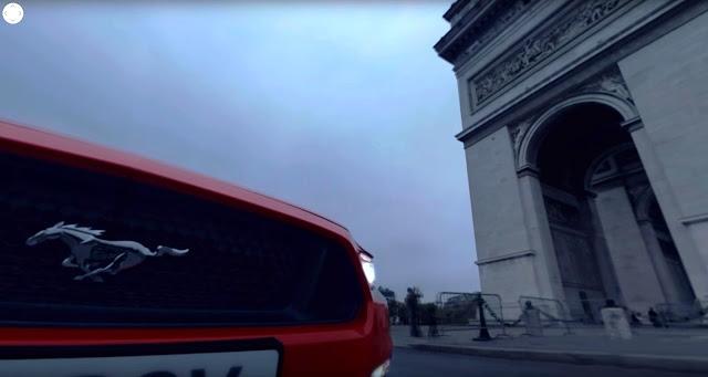 """Mustang """"C´ÉTAIT UN RENDEZ-VOUS"""""""