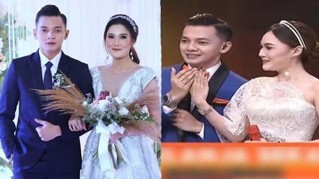 Dory Harsa nella kharisma menikah