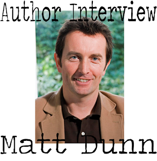 Author Interview, Matt Dunn, Lad Lit, Chick Lit, Dick Lit, Fratire