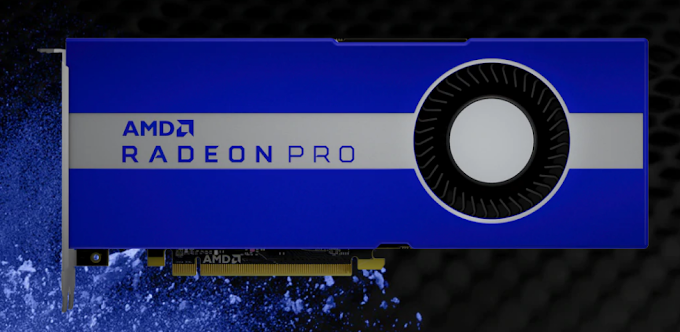 AMD Unleashes World's First 7nm GPU, the Radeon Pro W5700