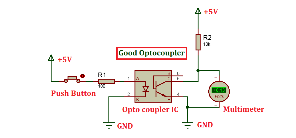 How To Test Opto-coupler (Find Bad Opto-coupler) - Leets academy