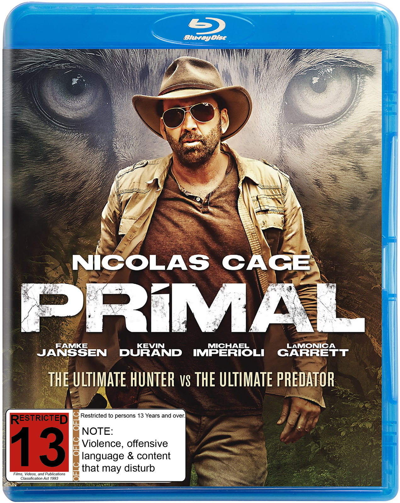 Primal 2019 Hindi ORG Dual Audio 720p BluRay