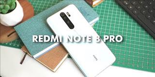 Rekomendasi HP 2 Jutaan 2021 Redmi Note 8 Pro
