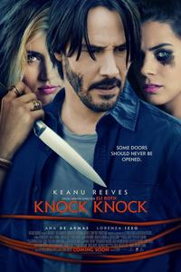 Download 18+ Knock Knock (2015) Full Movie in Hindi  480p