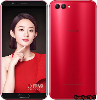 Huawei Honor View 10 To Come With 6GB RAM - Full Specs