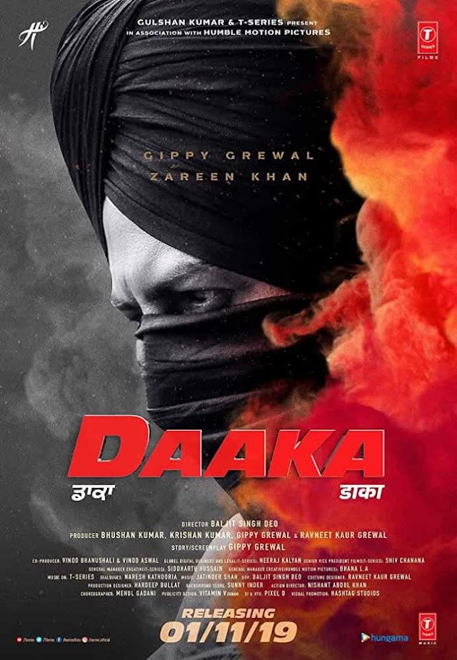 Daaka 2019  x264 720p Esub AmaZoNe Punjabi BY HuNter @ GOPISAHI