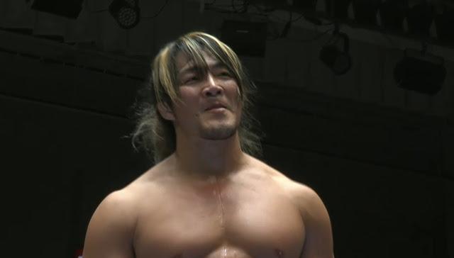 Hiroshi Tanahashi comenta sobre ter sido o assistente de The Great Muta