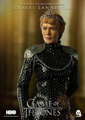 Cersei Lannister 1/6 de A Game of Thrones - Threezero