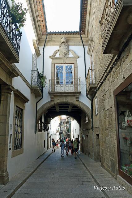 Rua de Santa María, Guimaraes