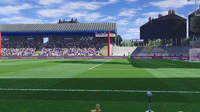 PES 2021 Stadium Dens Park (Revisited)