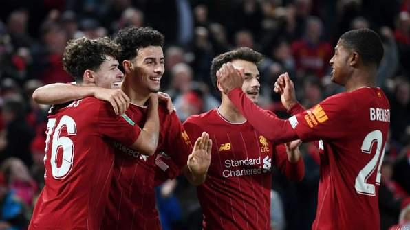 Highlights: Liverpool Edge Arsenal on Penalties After 10-Goal Thriller