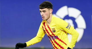 Pedri speaks on his secret to Barca adaptation