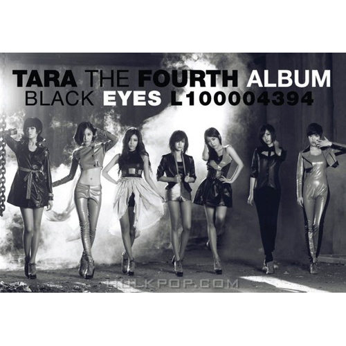 T-ara – Black Eyes – EP (FLAC + ITUNES PLUS AAC M4A)