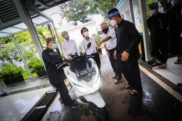 Dalam Waktu Dekat, Pemkot Bandung Akan Uji Coba Motor Listrik untuk Kendaraan Dinas ASN