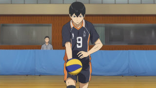 ハイキュー!! アニメ 3期3話 影山飛雄   Karasuno vs Shiratorizawa   HAIKYU!! Season3
