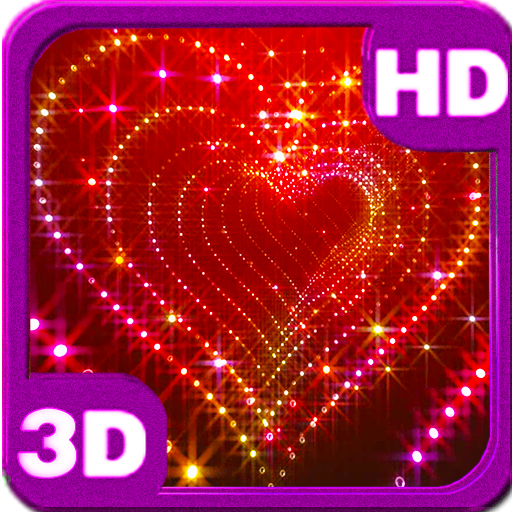 Love Heart Live Wallpaper Android Media