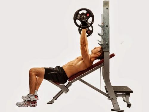 تمارين عضلات الصدر للمبتدئين بالصور والشرح